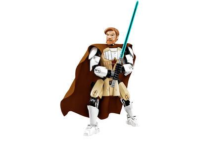 LEGO Star Wars (75109). Obi-Wan Kenobi - 4
