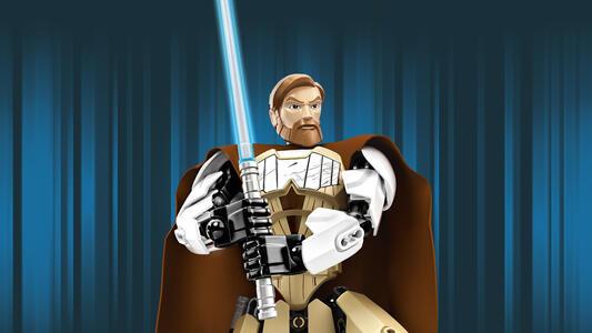LEGO Star Wars (75109). Obi-Wan Kenobi - 6