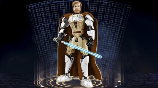 LEGO Star Wars (75109). Obi-Wan Kenobi - 7