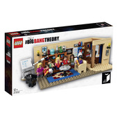 Lego Ideas. The Big Bang Theory (21302)