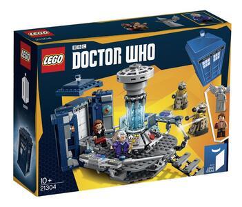 LEGO Ideas (21304). Doctor Who - 2