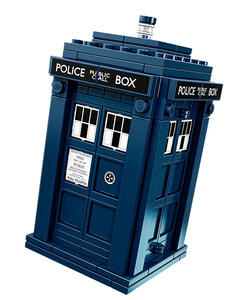 LEGO Ideas (21304). Doctor Who - 3