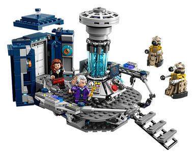 LEGO Ideas (21304). Doctor Who - 5