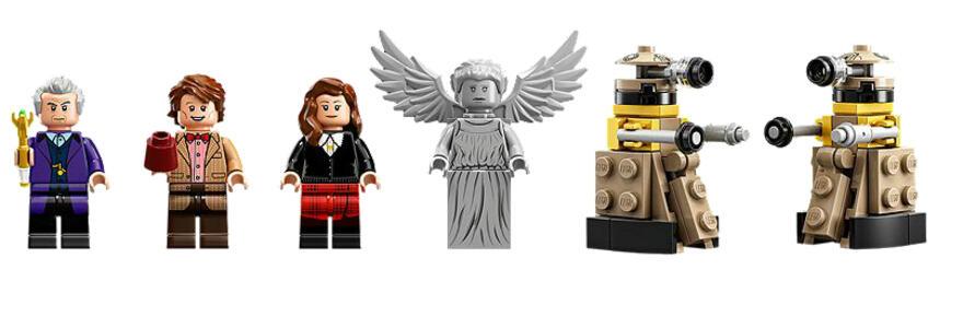 LEGO Ideas (21304). Doctor Who - 6