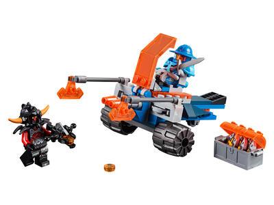 LEGO Nexo Knights (70310). Blaster da battaglia di Knighton - 4