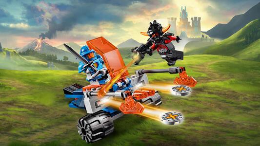 LEGO Nexo Knights (70310). Blaster da battaglia di Knighton - 7