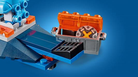 LEGO Nexo Knights (70310). Blaster da battaglia di Knighton - 8