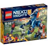 Lego Nexo Knights. Il cavallo meccanico di Lance (70312)