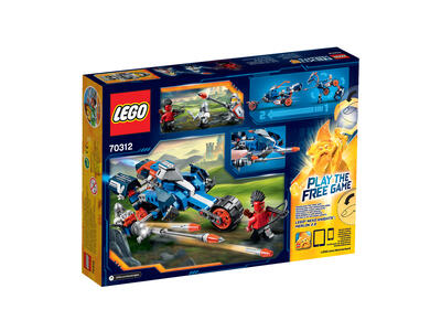 LEGO Nexo Knights (70312). Il cavallo meccanico di Lance - 3