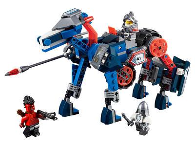 LEGO Nexo Knights (70312). Il cavallo meccanico di Lance - 4