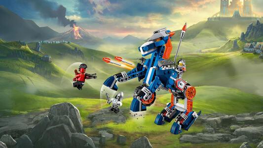 LEGO Nexo Knights (70312). Il cavallo meccanico di Lance - 6