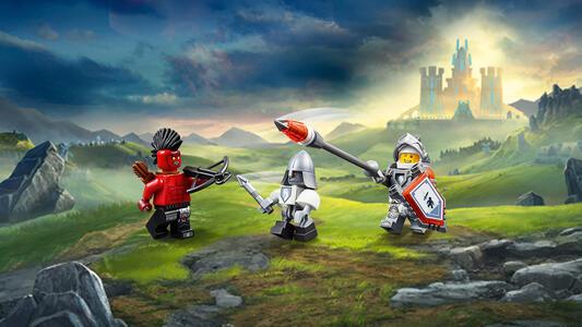 LEGO Nexo Knights (70312). Il cavallo meccanico di Lance - 7