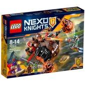 Lego Nexo Knights. Lo Spaccalava di Moltor (70313)