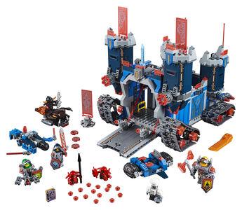 Giocattolo Lego Nexo Knights. Fortrex (70317) Lego 3
