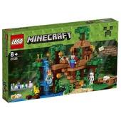 Lego Minecraft. La casetta sull'albero della giungla (21125)