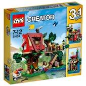 Lego Creator. Avventure sulla casa sull'albero (31053)