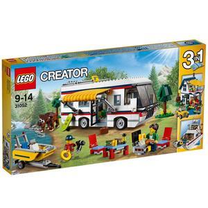 LEGO Creator (31052). Vacanza sul Camper - 6