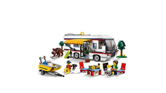 LEGO Creator (31052). Vacanza sul Camper - 7