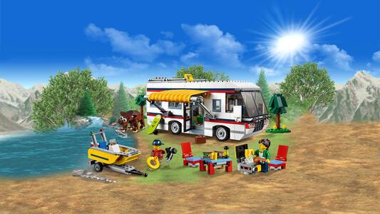 LEGO Creator (31052). Vacanza sul Camper - 9