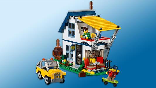 LEGO Creator (31052). Vacanza sul Camper - 10