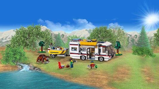 LEGO Creator (31052). Vacanza sul Camper - 12