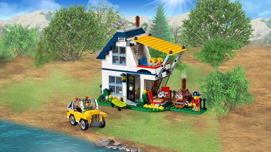 LEGO Creator (31052). Vacanza sul Camper - 13