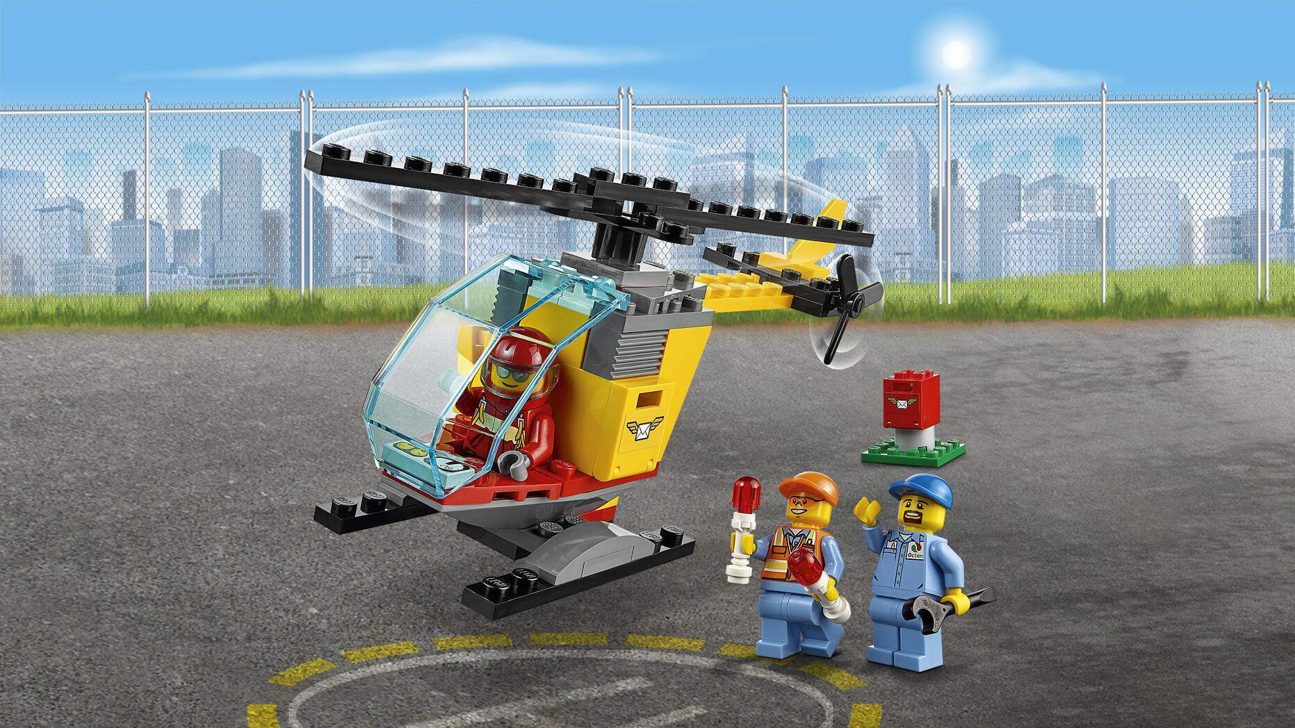 Aeroporto Lego : Lego city airport starter set aeroporto lego city