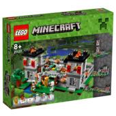 Lego Minecraft. La Fortezza (21127)