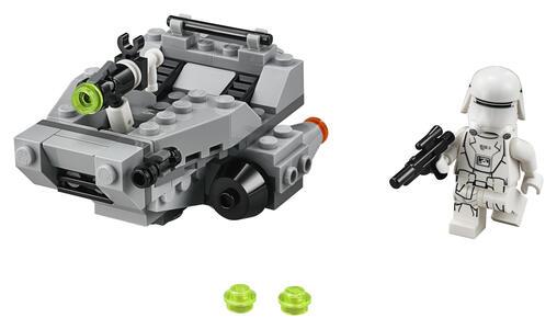 LEGO Star Wars (75126). First Order Snowspeeder - 3