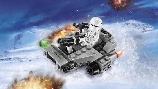 LEGO Star Wars (75126). First Order Snowspeeder - 4