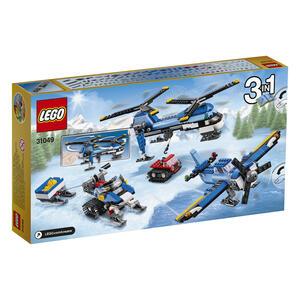 LEGO Creator (31049). Elicottero bi-elica - 8