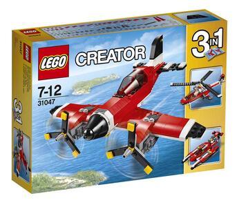 LEGO Creator (31047). Aereo a elica