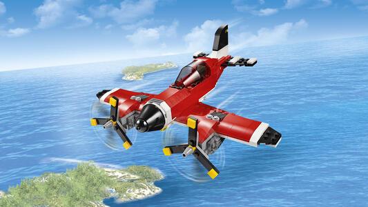 LEGO Creator (31047). Aereo a elica - 6