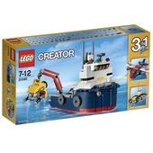 Lego Creator. L'esploratore dell'oceano (31045)