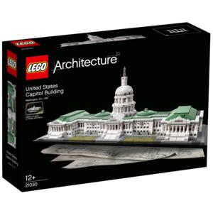 LEGO Architecture (21030). Campidoglio Washington - 2