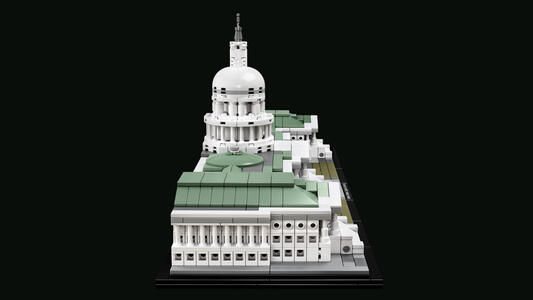 LEGO Architecture (21030). Campidoglio Washington - 6