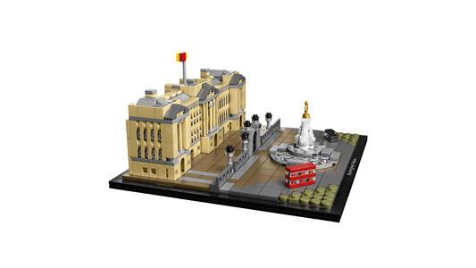 LEGO Architecture (21029). Buckingham Palace - 6