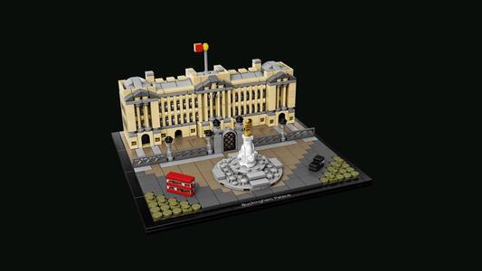 LEGO Architecture (21029). Buckingham Palace - 8