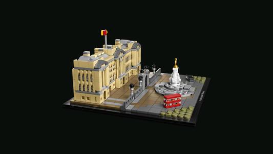 LEGO Architecture (21029). Buckingham Palace - 9