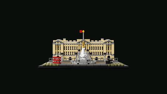 LEGO Architecture (21029). Buckingham Palace - 10