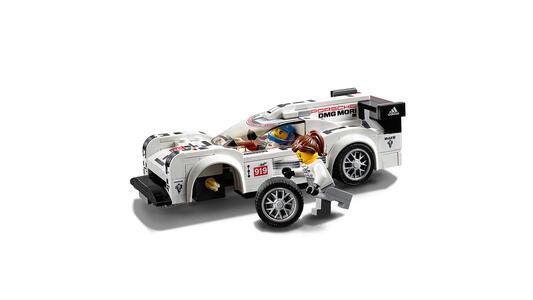 LEGO Speed Champions (75876). Porsche 919 Hybrid e 917K Pit Lane - 7