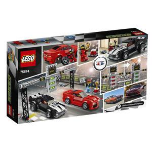 LEGO Speed Champions (75874). Gara di accelerazione Chevrolet Camaro - 3