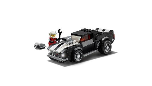 LEGO Speed Champions (75874). Gara di accelerazione Chevrolet Camaro - 8
