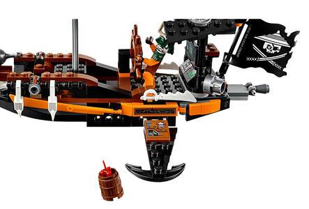 LEGO Ninjago (70603). Zeppelin d'Assalto - 3