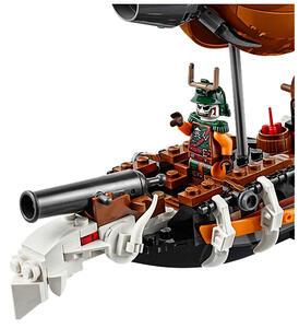 LEGO Ninjago (70603). Zeppelin d'Assalto - 6