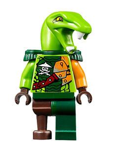 LEGO Ninjago (70603). Zeppelin d'Assalto - 8
