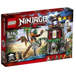 LEGO Ninjago (70604). Isola di Tiger Widow - 2