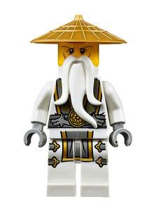 LEGO Ninjago (70604). Isola di Tiger Widow - 3