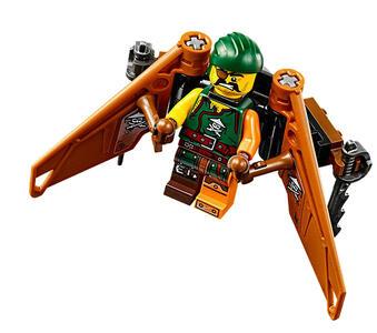 LEGO Ninjago (70604). Isola di Tiger Widow - 7