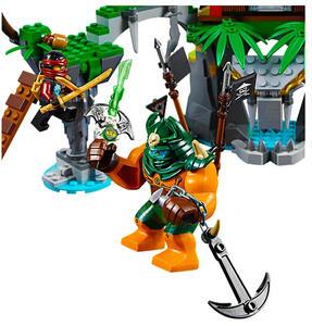 LEGO Ninjago (70604). Isola di Tiger Widow - 8
